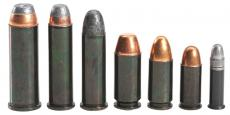 Traditions Atr044mag Revolver Training Cartridge 44