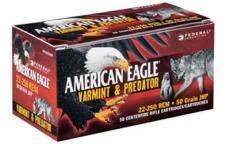 Federal Am Eagle 22-250 50gr 50rd