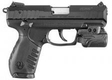 """Ruger Sr22p-ctl 22lr 3.5"""" Crimson Trace"""