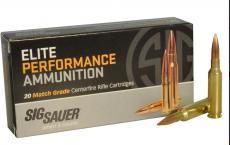 Sig Ammo 6.5creed 140gr Otm 20/200