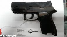 Sig Sauer P250 9mm, .357 Sig,