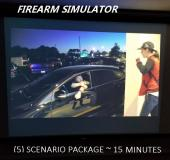 Firearm Simulator (5) Scenario Package