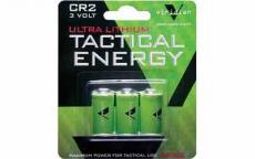 Las Viridian Cr2 Lith Battery 3-pk