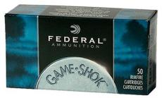 Federal Game-shok 22lr 31 Grain Copper-plated