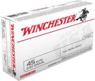 Winchester Ammo USA 45 ACP Full