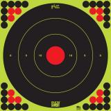 """Proshot Longrange17.25-5pk 17.25"""" Splt Bullseye"""