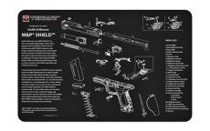 Tekmat Pistol Mat S&w M&p Shield