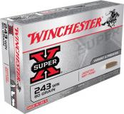 Winchester Ammo Super X 243 Win