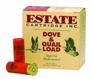 Estate Upland Hunting Loads 12 ga