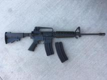 Colt Ar-15 Mexican LE Carbine Used