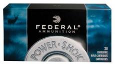Federal Power-shok 6mm Remington Soft Point