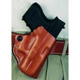 Desantis Gunhide Black Leather