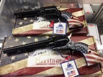 """Heritage 22lr 4"""" US Flag"""