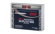 CCI .38/.357 Magnum #4 Shotshell 10rd