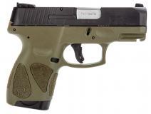 G2s 9mm Blk/odg 3.2 7+1