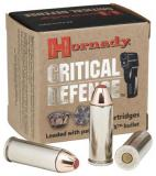 Hornady Critical Defense 38 Special Flex