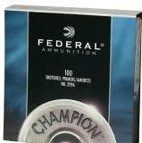 Federal Standard Large Pistol 10 Boxes