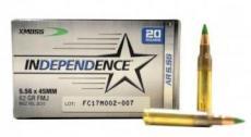 Federal Xm855i Ind 5.56mm 62gr 20-rds