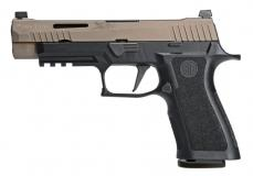 P320 X-vtac 9mm Fde/nit 17+1