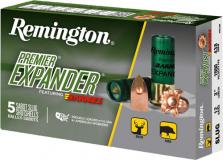 Rem Ammo Premier Slug 12ga.