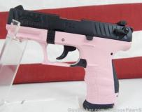 Carl Walther/walther Arms P22 Pink/black 22lr