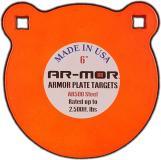 """Ar-mor 6"""" Ar500 Steel Gong"""