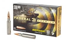 Fed Prm 308win 168gr Hyb Htr