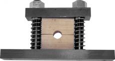 Wheeler Barrel Vise With