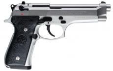 Beretta 92 FS Stainless Steel 9mm