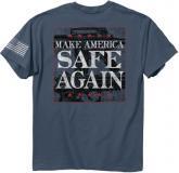 "Buck Wear T-shirt ""america"