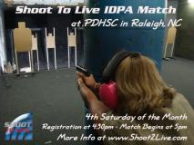 Monthly Idpa Matches and Defensive Handgun