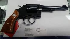 Smith and Wesson Model 10-5