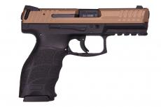 HK VP9 9mm Bronze/blk 15+1 FS