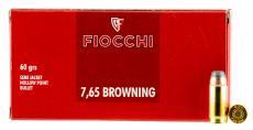 Fiocchi 32sjhp Shooting 32 Automatic Colt