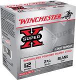 Winchester Super X Smokeless Blank 12ga