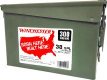 Win Ammo .38 Spl. (case Of