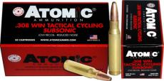 Atomic 00472 Tactical Cycling Subsonic 308