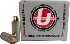 Underwood Ammo 10mm 115gr.