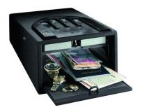 Gunvault Micro Vault Security Safe Gray