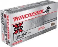 Win Ammo Super X 22-250 Rem