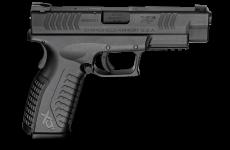 "Sprgfld Xdm 9mm 4.5"" Blk 19rd"