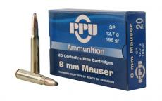 Ppu 8mm 196gr Sp