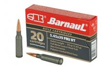 Barnaul 545x39 60gr Fmj60 20/500
