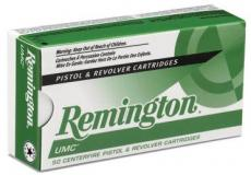 Remington Ammo UMC 38 Special Round