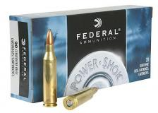 Federal Power-shok 243 Winchester Speer Hot-cor