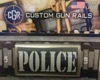 Custom Gun Rails Lea070plc-tr