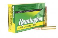 Rem Ammo Standard 25-06 Rem Core-lokt