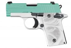 P238 380acp Rob Egg Blue/wht