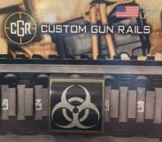 Custom Gun Rails Lea070bio-tr