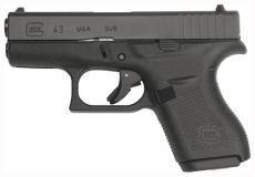 Glock 43 9mm FS 6rd